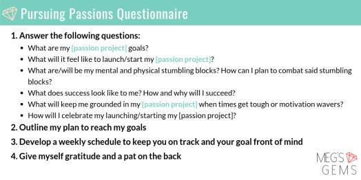Pursuing Passions Questionnaire (1)